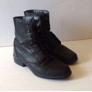 ARIAT Heritage II Women's Paddock Black Leather